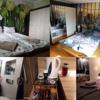2 Rooms with private Bath near the Airport