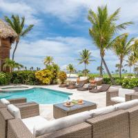CALETON - OCEAN VIEW W/ POOL, CHEF, BUTLER, MAID, hotel in Punta Cana