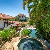 Luxury Flamingo home with ocean view sleeps 10 - walking distance from beach