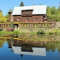 Hostinec U Čertova mlýna, Hotel in Libavské Údolí