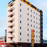 Super Hotel Asahikawa, hotel in Asahikawa