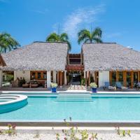 PRIVATE Villa w/ Incredible Pool Cap Cana Resort