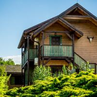 Western Camp Resort, hotel in Zator