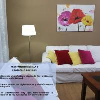 Apartamento Sevilla 8, hotel in Bormujos