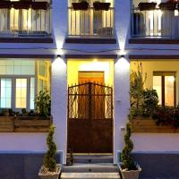 Canduleri、オルゴーゾロのホテル