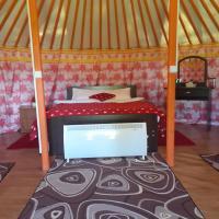 Yurt camping, отель в Слюдянке