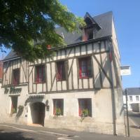 Hôtel Le Blason, hotel en Amboise