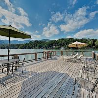 Brand-New Lakefront Retreat W/ Boathouse Home