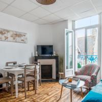 Charming 1br with balcony 10 min from the beach in Quiberon Welkeys