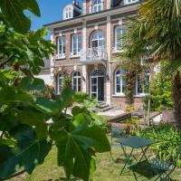 Chambre d Hôtes en bord de Seine Villa Octavia Normandie, hôtel à Villequier