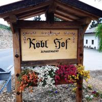 Köbl Hof, Hotel in Lengstein