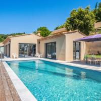 Luxury and calm contemporary villa with a sublime view on the sea - Welkeys
