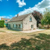 Cozy Farm House in Boncourt with Barbeque, hotel in Sainte-Preuve