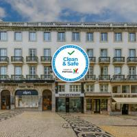 Hotel Borges Chiado – hotel w Lizbonie