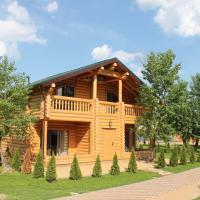 Парк - отель Бобры, отель в городе Краснослободск