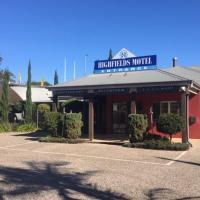 Highfields Motel Toowoomba, hotel em Highfields