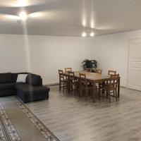Apartments, 4 rooms + sauna, hotelli kohteessa Kajaani