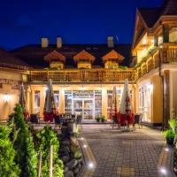 Hotel Pod Gołębiem, hotel in Wisła