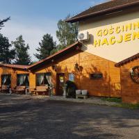 Hotelik Gościnna Hacjenda – hotel w mieście Radwanice