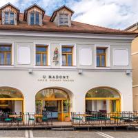 Penzion U Madony, hotel v destinaci Česká Lípa