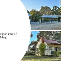 Mountain View Motor Inn & Holiday Lodges, hotel in Halls Gap