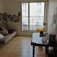 AUTOMATED CHECK-IN - Beautiful 2 room apartment in Paris