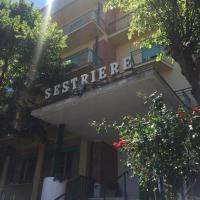 Hotel Sestriere、キアンチャーノ・テルメのホテル