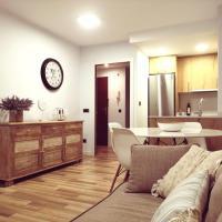 Apartamento Can CALET con PARKING en Sant Antoni de Calonge, hotel in Calonge