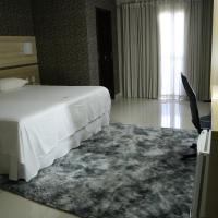 Tezla Hotel, hotel in Primavera do Leste