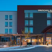 SpringHill Suites by Marriott Denver West/Golden, hôtel à Lakewood