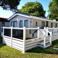 Sea View Lodge Mudeford, hotel in Christchurch