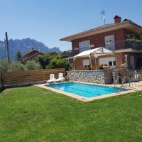 Apartament Vall de Montserrat, hotel en Castellbell i Vilar