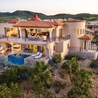 Oceanview villa, private pool. Close to beautiful beach! Gated community.