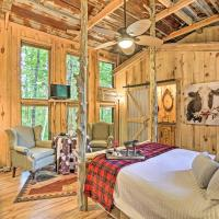 Intimate Treehouse Retreat for 2 by Mentone!