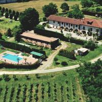 Agriturismo Campofelice, hotel a Lombardore