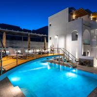 Deluxe Rest Boutique, Hotel in Fira