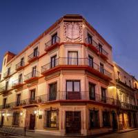 Hotel San Diego, отель в городе Гуанахуато