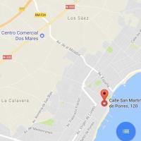 Santiago de la Ribera a 50 mts del Mar Menor