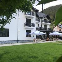 Pensiunea Edelweiss, hotel in Voineasa