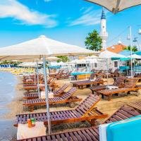 Blue Bay Beach Hotel, hotel in Bitez