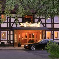 Hotel Englischer Hof, hotel in Herzberg am Harz