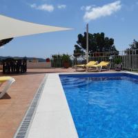 Sea view holiday house Calonge, hotel en Calonge