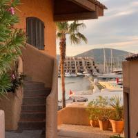 Saint-Tropez Marines Appartement Climatisé, hôtel à Cogolin