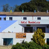 Hotel Restaurante Bandolero, hotel en Júzcar