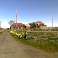 Knightsward Farm near St Andrews, Scotland