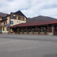 Adonis, hotel in Curtea de Argeş