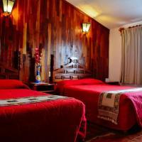Meson Yohualichan, hotel en Cuetzalan del Progreso