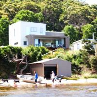 Amazing Ansons Bay Absolute Waterfront Beach House, hotel em Ansons Bay