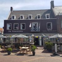 De Eenhoorn, hotel in Oostburg