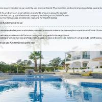 Pine Cliff Apartment by The Portuguese Butler, hotel in Olhos de Água